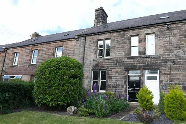 Thumbnail Terraced house for sale in Ryecroft Way, Wooler, Northumberland