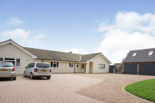 Thumbnail Detached bungalow for sale in Bottesford Road, Allington