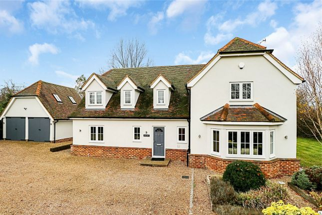 Thumbnail Detached house for sale in Chelmsford Road, Hatfield Heath, Bishop's Stortford, Herts