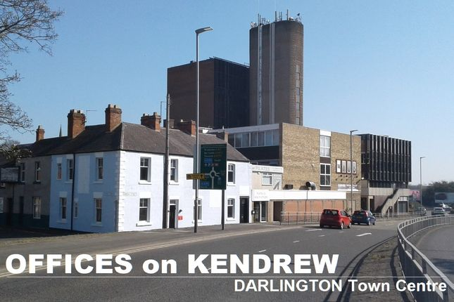 Thumbnail Office to let in 8-9 Kendrew Street, Darlington