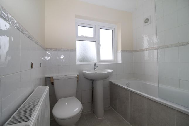 Bathroom of Woodcote Avenue, Elm Park, Hornchurch RM12