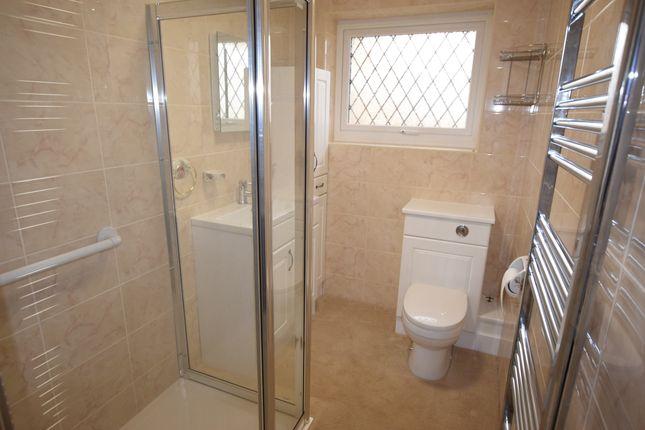 Shower Room of Castle Drive, Pevensey Bay BN24
