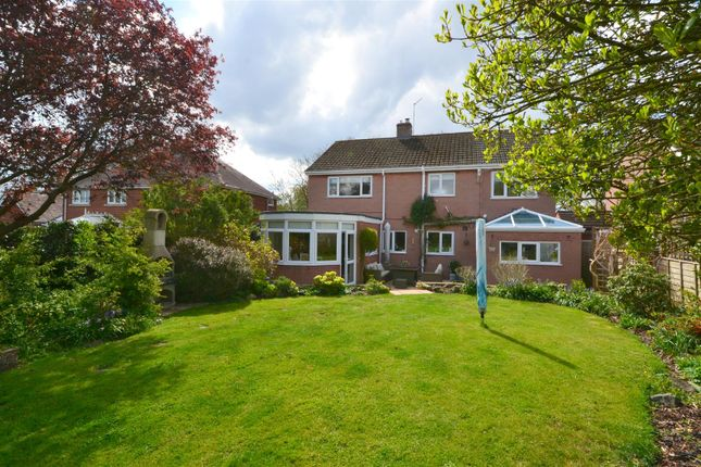 Thumbnail Detached house for sale in Gilberts End, Hanley Castle, Worcester