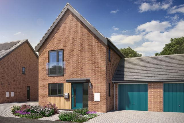 Thumbnail Link-detached house for sale in Swans Nest, Brandon Road, Swaffham