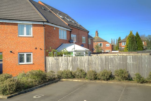 Thumbnail Detached house for sale in Marsden Avenue, Queniborough, Leicester