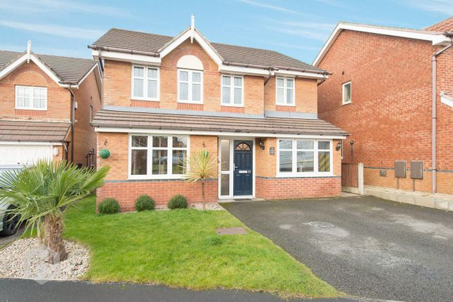 Thumbnail Detached house for sale in Perceval Way, Hindley, Wigan
