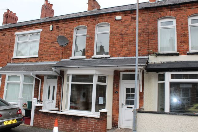 Thumbnail Terraced house for sale in Hollycroft Avenue, Bloomfield, Belfast