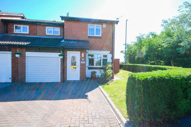 Thumbnail Semi-detached house for sale in Tollerton Drive, Sunderland