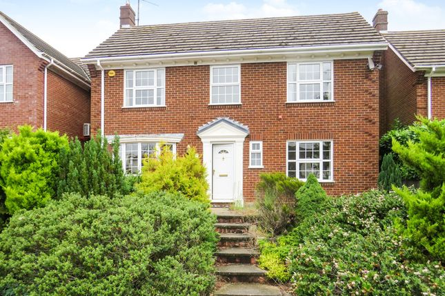 Thumbnail Detached house for sale in Ampthill Road, Maulden, Bedford