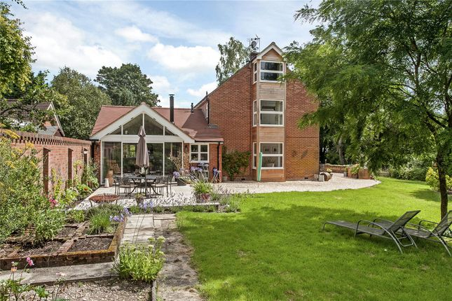 4 bed detached house for sale in Mill Lane, Abbots Worthy, Winchester, Hampshire