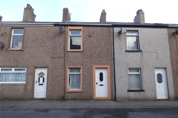 Thumbnail Terraced house for sale in Beach Street, Askam-In-Furness, Cumbria