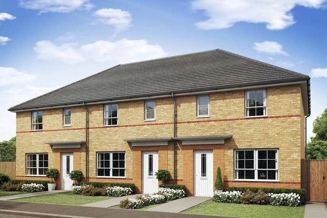 """3 bedroom terraced house for sale in """"Ellerton"""" at Rosedale, Spennymoor"""