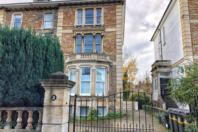 Thumbnail Flat for sale in Osborne Road, Clifton, Bristol, Somerset