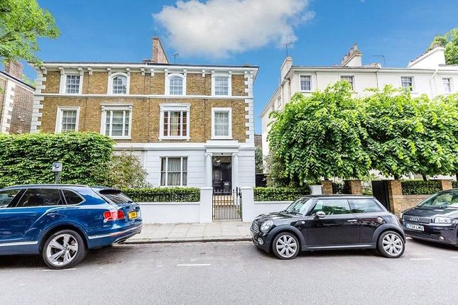 Thumbnail Flat for sale in Gloucester Avenue, Primrose Hill, London
