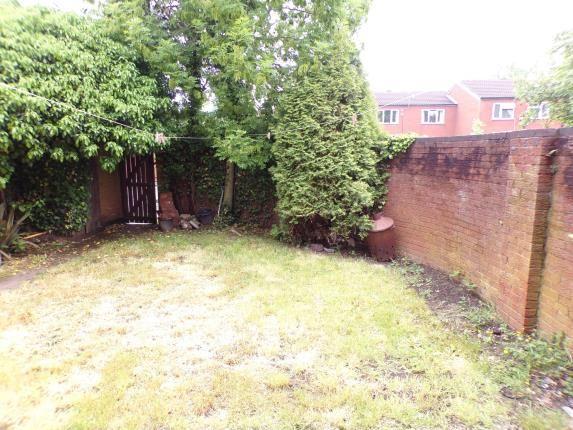 Rear Garden of Woodbridge Close, Rushall, Walsall, West Midlands WS4