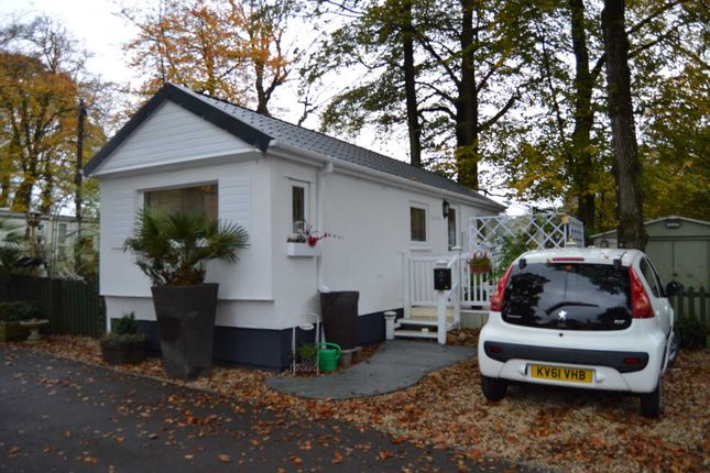 Thumbnail Mobile/park home for sale in Howley, Chard