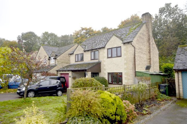 Thumbnail Detached house for sale in Beechwood Drive, Chalford, Gloucestershire