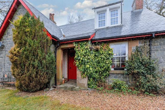 Thumbnail Detached house for sale in Thirlestane Cottage, The Old Police House, Ettrick Valley