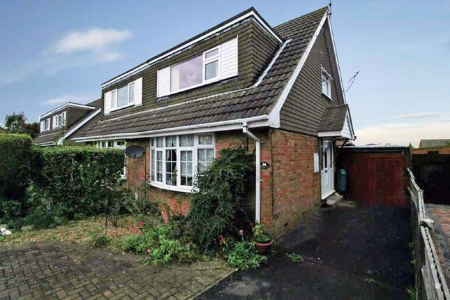Thumbnail Semi-detached house for sale in Melloway Road, Rushden, Northamptonshire