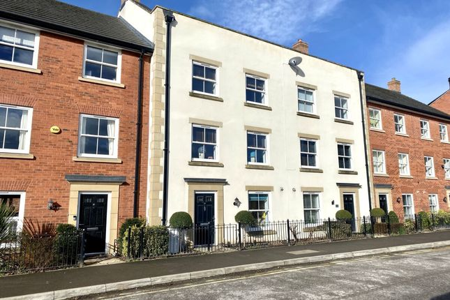 Thumbnail Terraced house for sale in St. Annes Lane, Nantwich