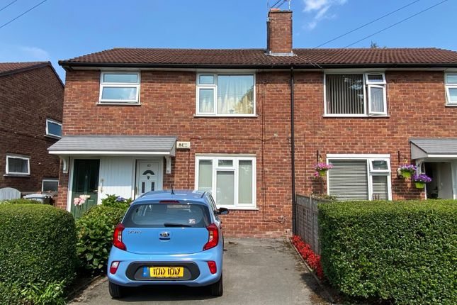 1 bed flat for sale in Park Crescent, Lacey Green, Wilmslow SK9