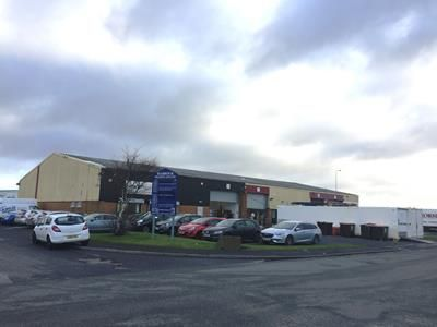 Thumbnail Light industrial for sale in Unit 10 - 13, Harbour Trading Estate, Henderson Road, Fleetwood