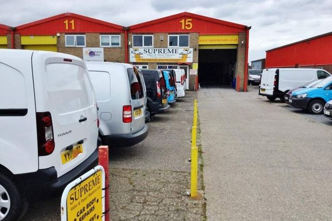 Thumbnail Parking/garage for sale in 15 Barley Way, Lowestoft
