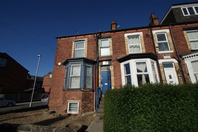 Thumbnail End terrace house to rent in Cardigan Lane, Hyde Park, Leeds