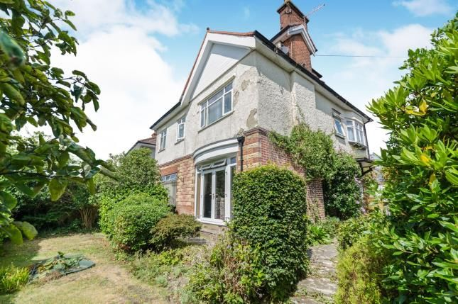 Thumbnail Detached house for sale in Lower Parkstone, Poole, Dorset