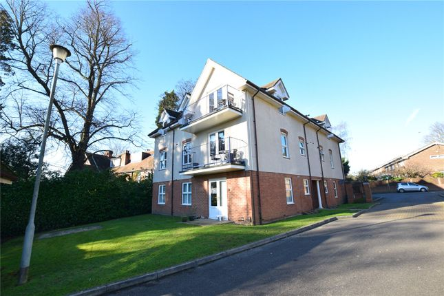Thumbnail Flat to rent in Hatfield Court, 3-5 Heatherley Road, Camberley, Surrey