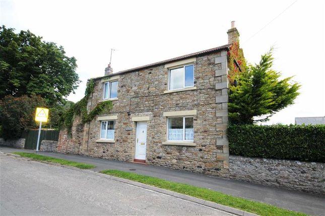 Thumbnail Detached house for sale in Leazes Lane, Wolsingham, County Durham