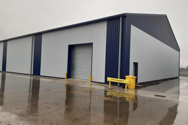 Thumbnail Industrial to let in Unit 7, Earles Park, Earles Road, Hedon Road, Hull, East Yorkshire