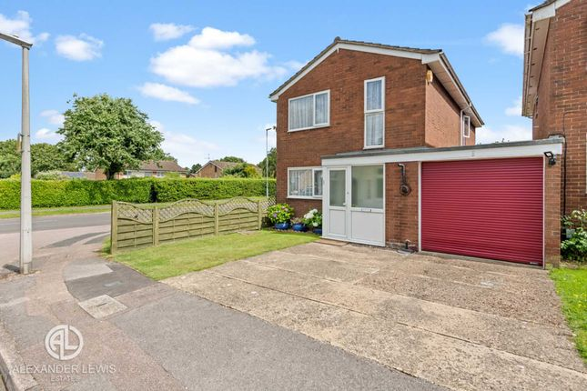 Thumbnail Link-detached house for sale in Blackmore, Letchworth Garden City