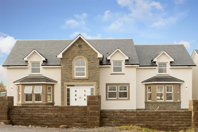 Thumbnail Detached house for sale in The Heathers, Murthly, Perth