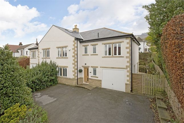 Thumbnail Semi-detached house for sale in 66 Bolling Road, Ilkley, West Yorkshire