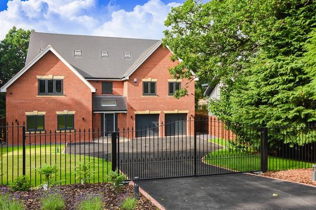 Thumbnail Detached house for sale in Plymouth Road, Barnt Green, Worcestershire