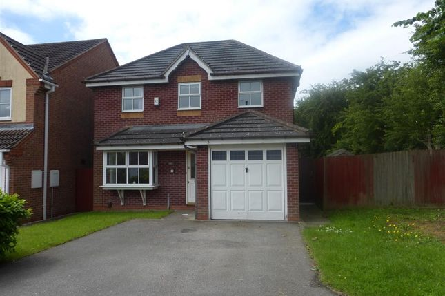 Thumbnail Detached house for sale in Martin Close, Bottesford, Scunthorpe