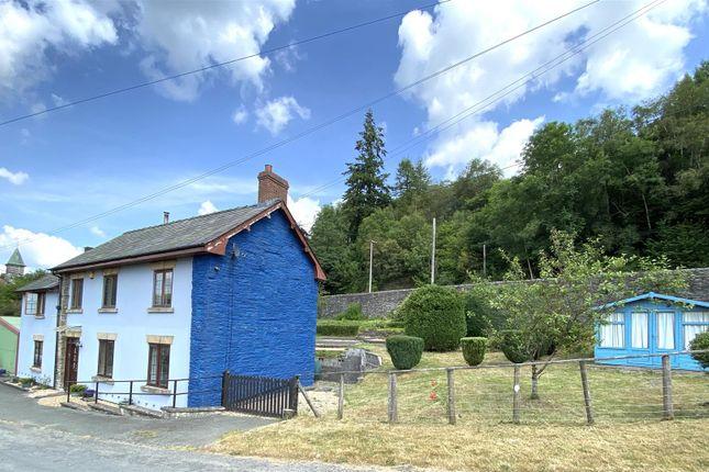 Thumbnail Detached house for sale in Llanbadarn Fynydd, Llandrindod Wells
