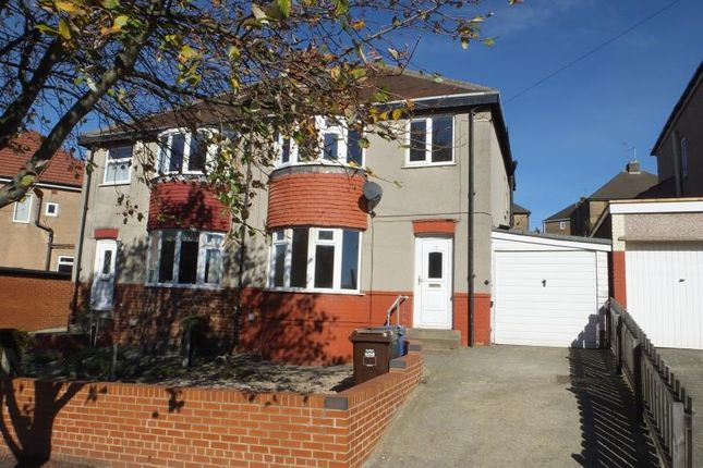 Thumbnail Semi-detached house to rent in Charnock Dale Road, Charnock, Sheffield