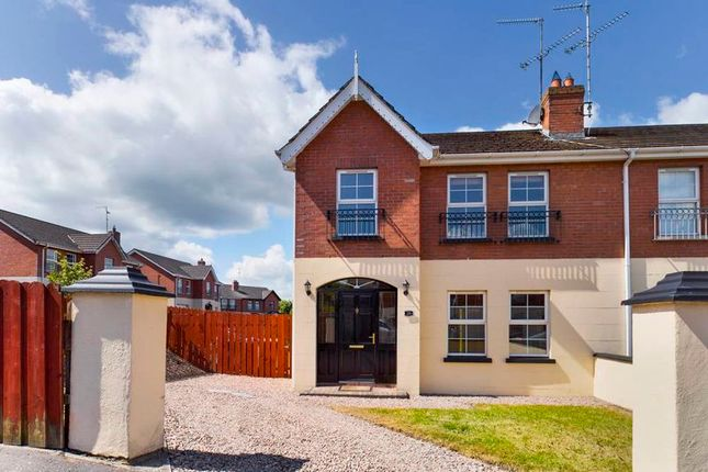 Thumbnail Semi-detached house for sale in Derrymore Meadows, Bessbrook, Newry