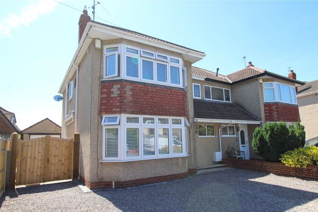 4 bed semi-detached house for sale in Woodside Road, Downend, Bristol BS16