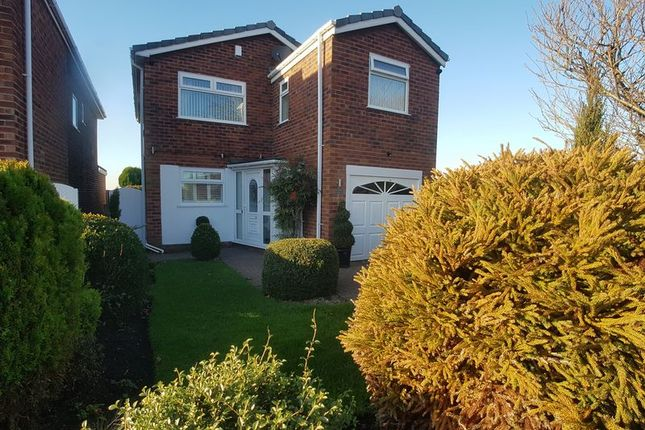 Thumbnail Detached house for sale in Liverpool Road South, Burscough, Ormskirk