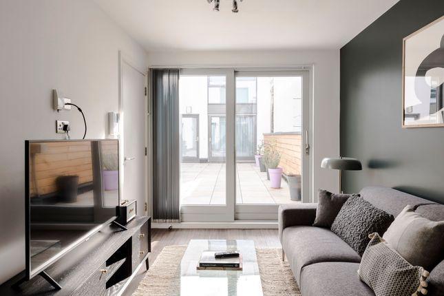 Thumbnail Flat to rent in Gray's Inn Road, London
