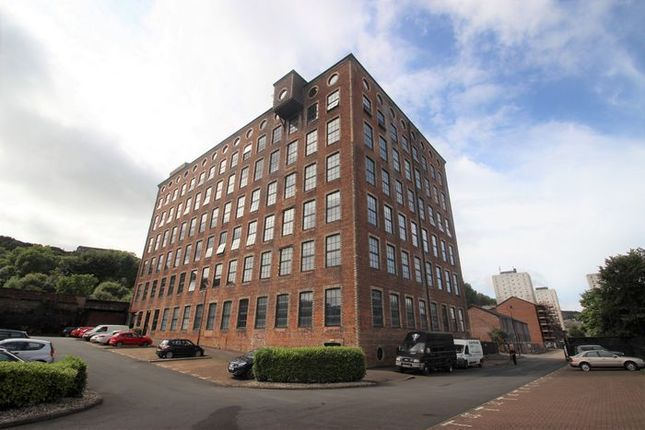Thumbnail Flat for sale in Gourock Ropeworks, Bay Street, Port Glasgow, Inverclyde