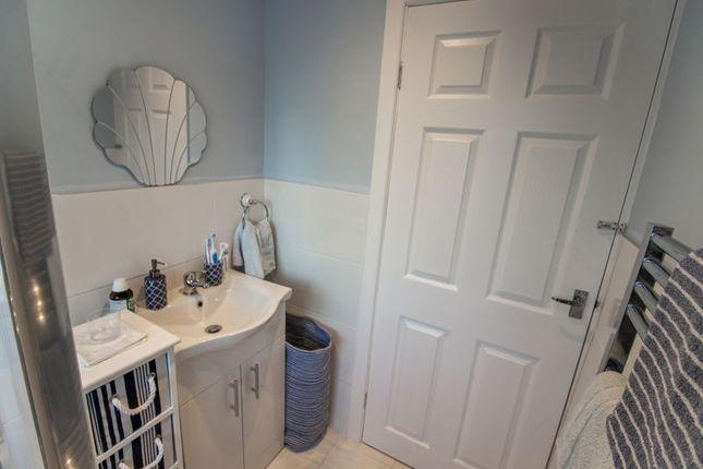 Shower Room of Lavenham Close, Bury BL9