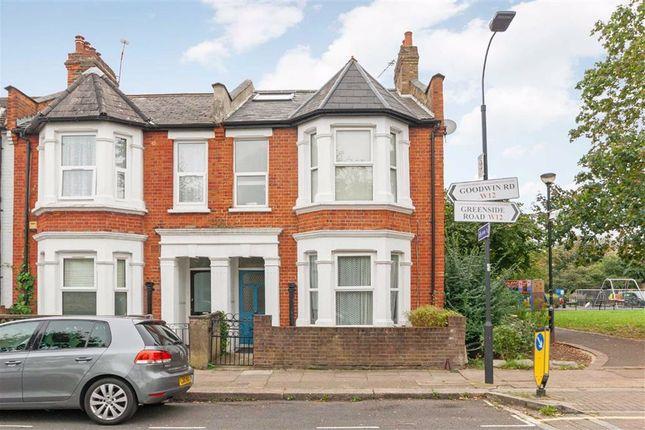 Thumbnail Flat for sale in Goodwin Road, London