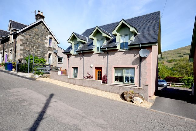 Thumbnail Detached house for sale in Dalmally
