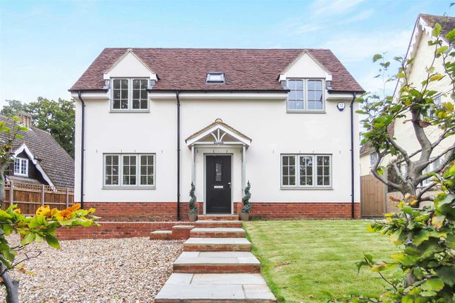 Thumbnail Detached house for sale in High Street, Sutton, Sandy