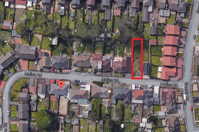 Thumbnail Land for sale in Malins Road, Parkfields, Wolverhampton