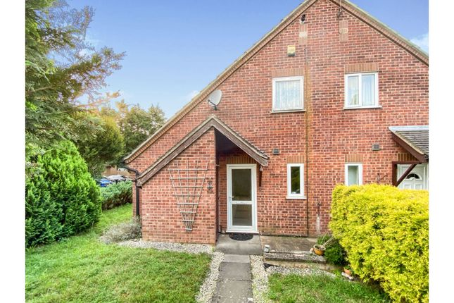 Thumbnail Terraced house for sale in Anderson Walk, Bury St. Edmunds